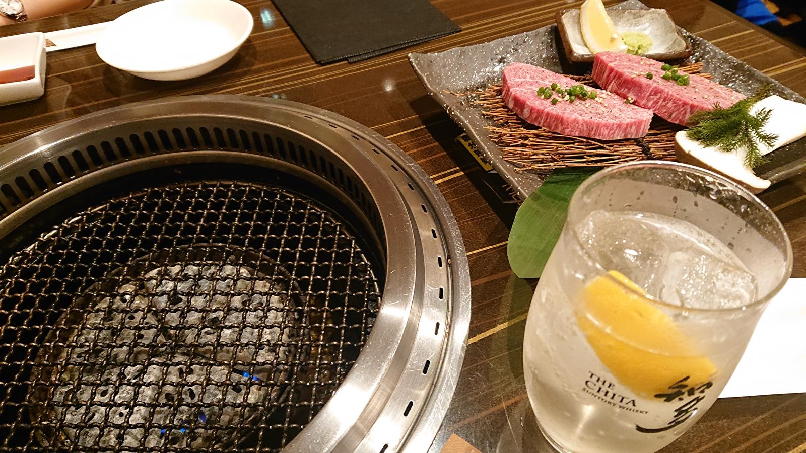 上野の焼肉